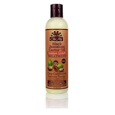 Okay Jamaican Castor Oil Moisture Growth Treatment
