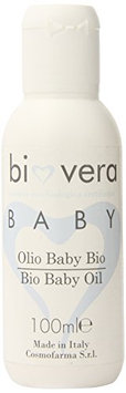 Cosmofarma Bio Vera Baby Oil Massage No-Rinse Cleansing and Cradle Cap