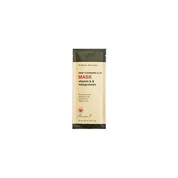 Pierre F Probiotic Deep Cleansing Clay Mask Sachet