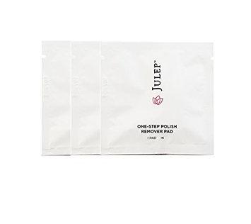 Julep Clean Slate Poilsh Remover Single Use Pad Kit