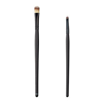 ON&OFF East Meets West Collection Large Concealer and Small Detailer Brush Set