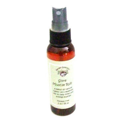 Naturally Pampered Soothing Relief Sore Muscle Rub Made From Nature