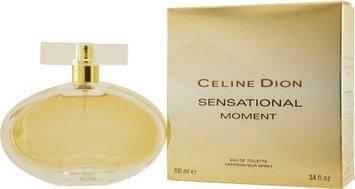 Celine Dion Sensational Moment by Celine Dion 3.4oz 100ml EDT Spray