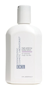 DCL High Potency Body Lotion 8oz
