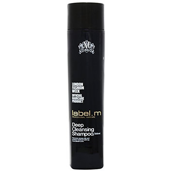 Label.m Deep Cleansing Shampoo By Toni and Guy for Unisex