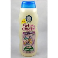 Gerber® Grins & Giggles Baby Wash for Hair & Body, Sweet Pea