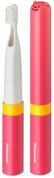 Panasonic Kids Electric Toothbrush Portable LED Pink