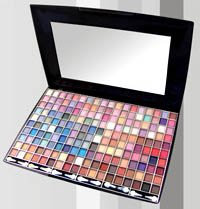Profusion 180 Color Glamour Eye Palette Pro-5180