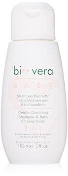 Cosmofarma Bio Vera 2 in 1 Shampoo and Bath-Baby Shampoo and Bagnette