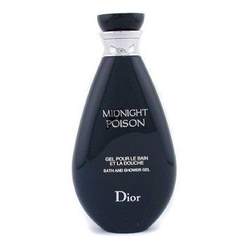 Dior Midnight Poison Bath And Shower Gel
