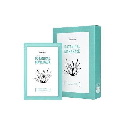 Bon Vivant Aloe Botanical Mask Pack