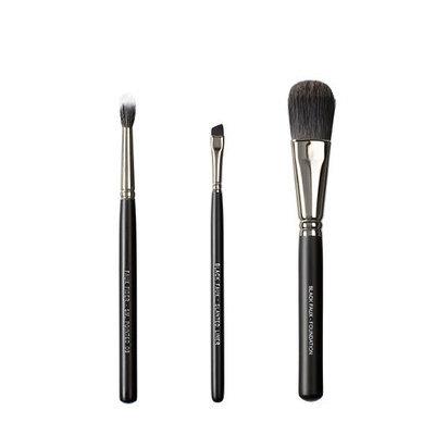 Makeover BKFT51 Vegan Love Faux Black Brush Set