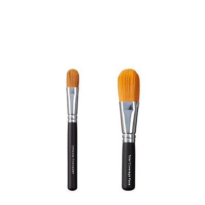 ON&OFF Ultimate Concealer and Total Coverage Face Makeup Brush