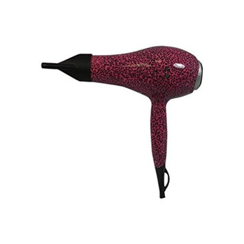 Iso Beauty Professional Blow Dryer Ionic 2000W Limited Edition Leopard