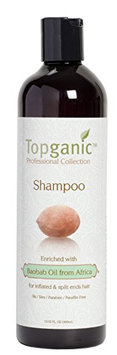 Topganic Shampoo with Baobab Oil