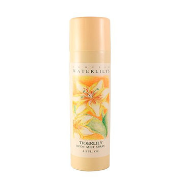 Alyssa Ashley English Waterlilys Tigerlily Body Mist Spray for Women