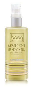 Basq Skin Care Resilient Body Stretch Mark Oil