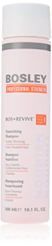 Bosley Bos Revive Nourishing Shampoo for Visibly Thinning Color-Treated Hair