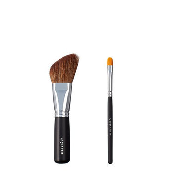 ON&OFF Angled Face and Cover Makeup Brush