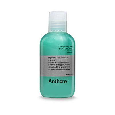 Anthony Invigorating Rush Hair plus Body Wash
