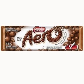 Nestlé Aero Chocolate Bars