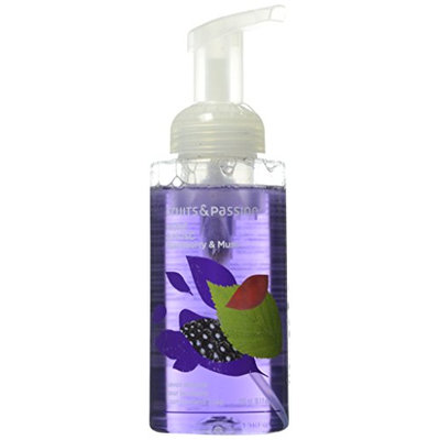 Fruits & Passion  Blackberry and Musk Fragrance Foaming Hand Soap