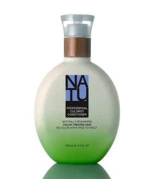 Natu Professional Colorist Conditioner 8.4 oz. Naturally Protects Color for Soft