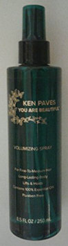 Ken Paves You Are Beautiful Volumizing Spray