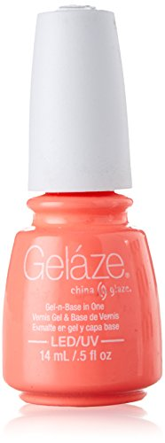 Gelaze Flip Flop Fantasy Gel-N-Base Polish