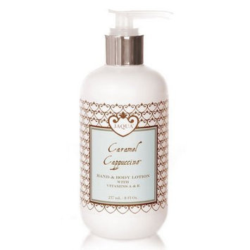 JAQUA - Caramel Cappuccino Luscious Hand and Body Lotion