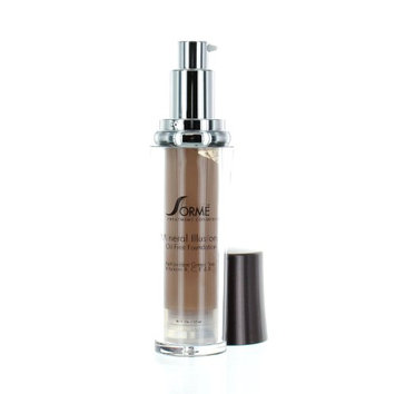 Sorme Cosmetics Mineral Illusion Foundation