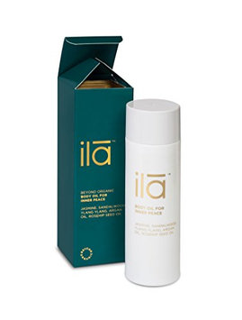 ila-Spa Body Oil for Inner Peace
