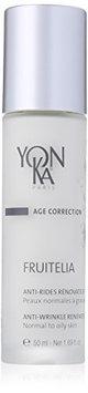 Yonka Age Correction Fruitelia Png Anti-Wrinkle Renewer-Normal To Oily Skin for Unisex