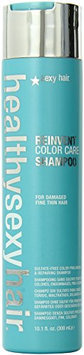 Sexy Hair Healthy Reinvent Color Care Shampoo for Damaged Fine Thin Hair Unisex