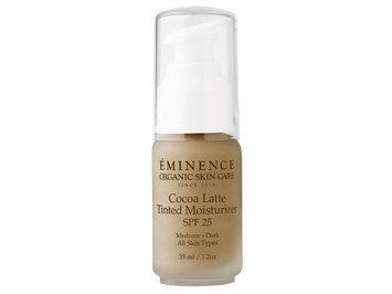 Eminence Organic Skincare Cocoa Latte Tinted Moisturizer SPF 25