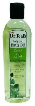 Dr. Teal's Bath Additive Eucalyptus Oil