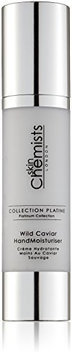 skinChemists Platinum Collection Wild Caviar Hand Moisturizer