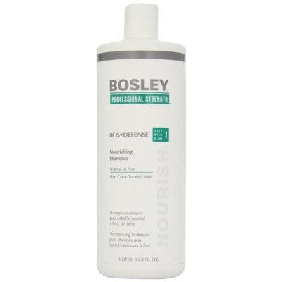 Bosley Bos-Defense Nourishing Shampoo Normal To Fine Non Color-Treated Hair