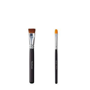 ON&OFF Flat Shader and Cover Makeup Brush