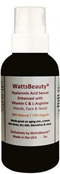 Watts Beauty Moisturizing Hyaluronic Acid Advanced Skin Gel