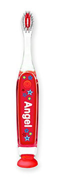 Dimension 9 938036 Personalized Flashing Toothbrush