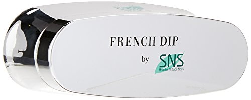 SNS Nails Dipping Powder French Dip Moulding (Mold) for Pink/White