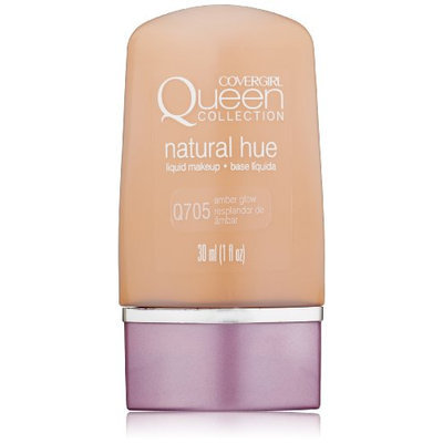 COVERGIRL Queen Collection Liquid Makeup Foundation