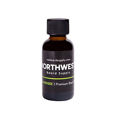 Northwest Beard Supply Bainbridge Beard Oil