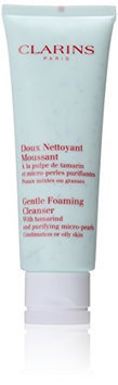 Clarins Gentle Foaming Cleanser with Tamarind and Purifying Micro Pearls for Unisex
