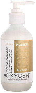 Oxygen Cream Cleanser for Normal/Combination Skin