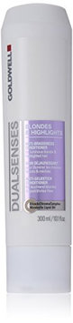 Goldwell Dualsenses Blondes and Highlights Anti-Brassiness Conditioner for Unisex