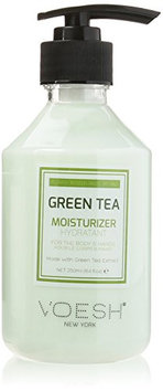 Voesh Mani.Pedi-Cure System Green Tea Moisturizer with Pump
