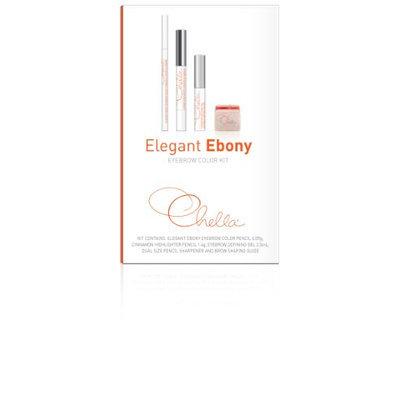 Chella Elegant Ebony Color Kit
