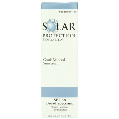 Solar Protection Formula SPF 58 Mineral Block